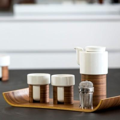 Tonfisk Warm ceramic tea and coffee range