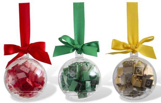 Stocking Stuffer Sunday:  Lego Holiday Ornaments