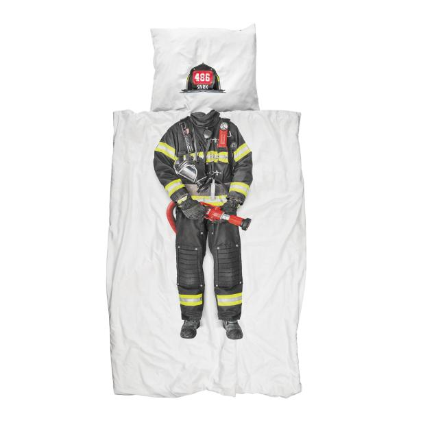 Firefighter Bedding