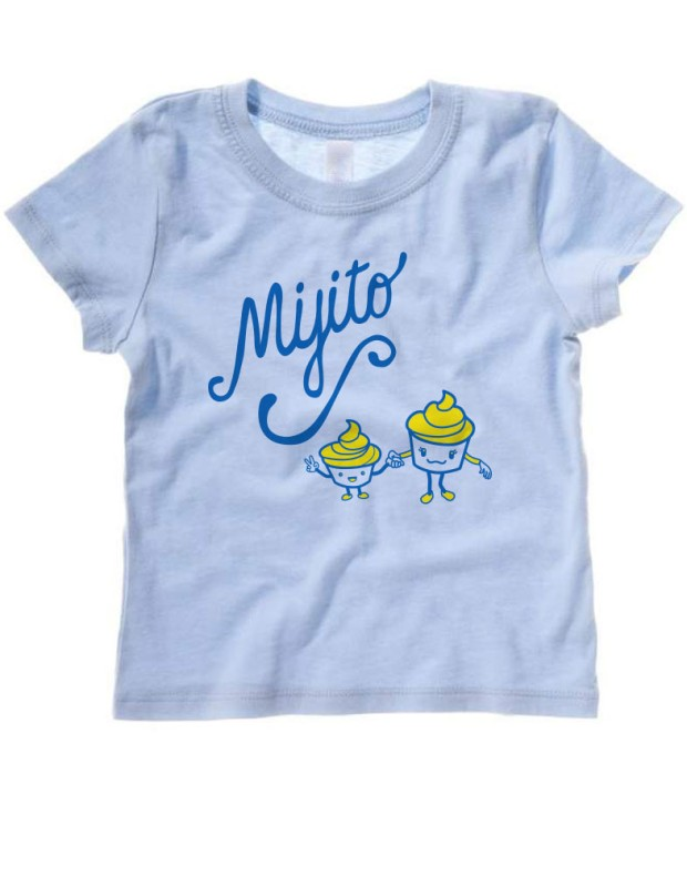 Mijito Toddler T-shirt by Dos Borreguitas