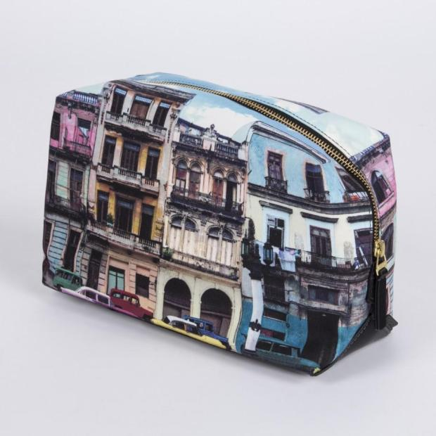 Paul Smith Havana wash bag