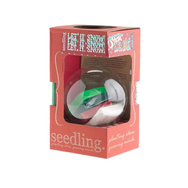 Seedling Snow Globe