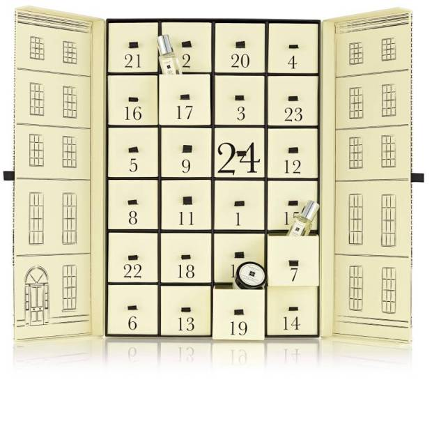 The Jo Malone advent calendar