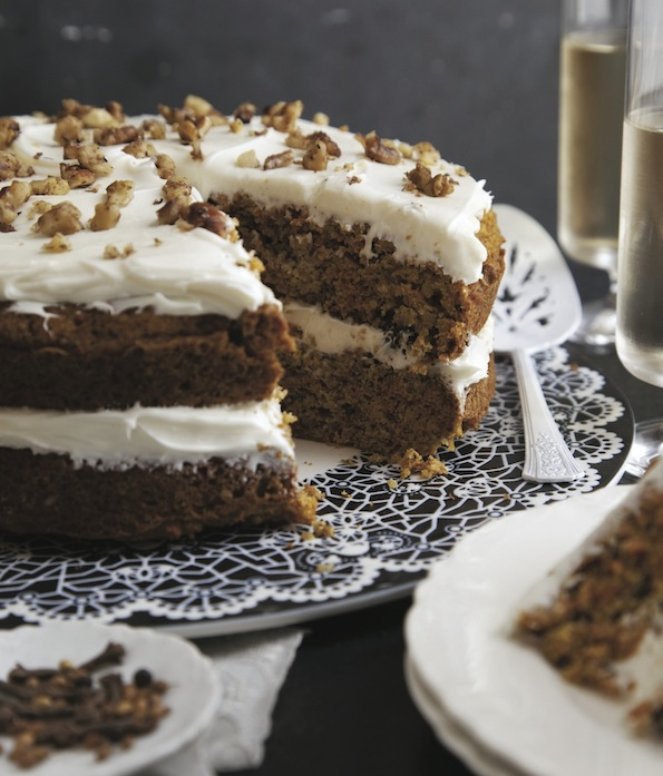 World Spice Carrot Cake
