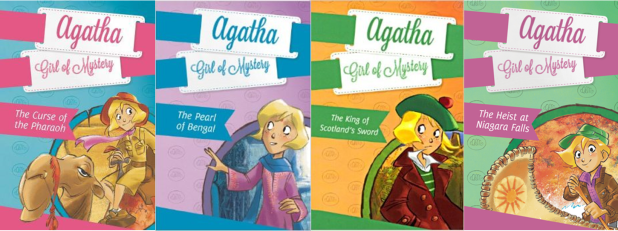 Agatha Girl of Mystery