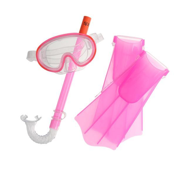 snorkel pink