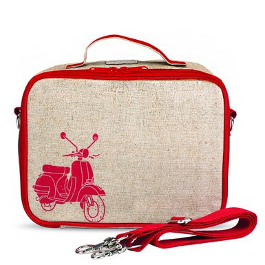 Scooter Lunch Box