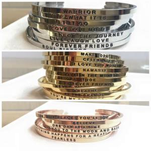 Town Home Bracelets