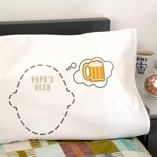Beer Dreams pillow case