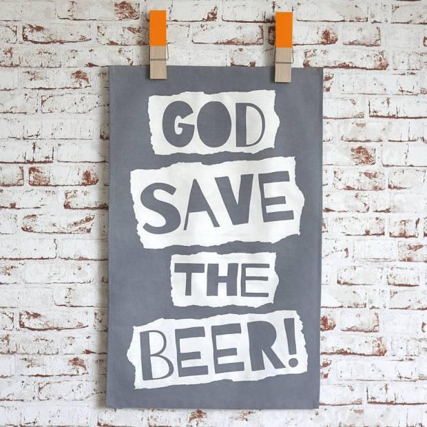 original_god-save-the-beer-tea-towel