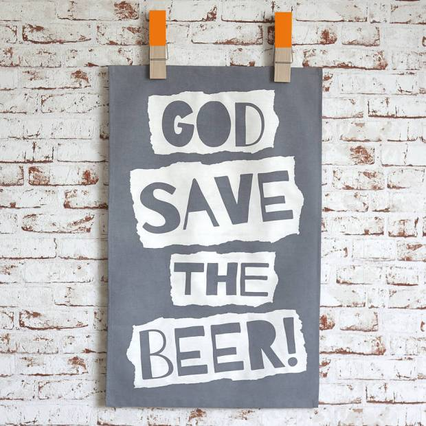 original_god-save-the-beer-tea-towel