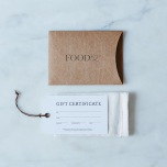 Food 52 Gift Card