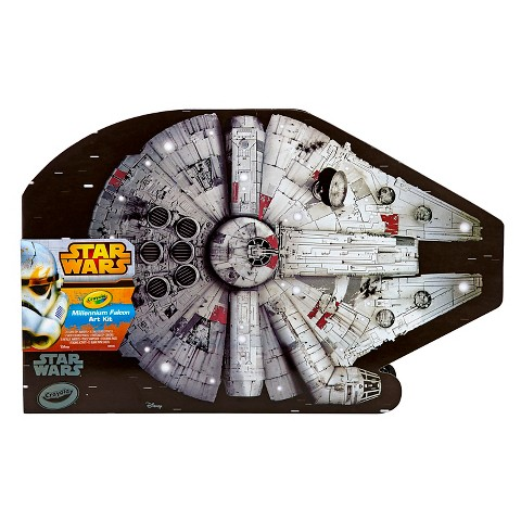 Millennium Falcon Art Kit 2