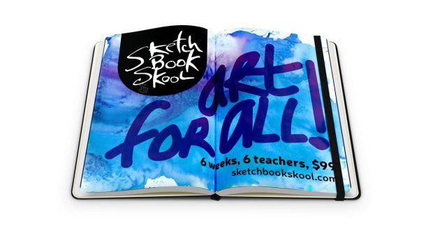 Sketch Book Skool