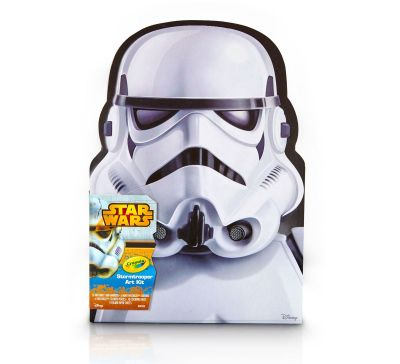Storm Trooper art kit