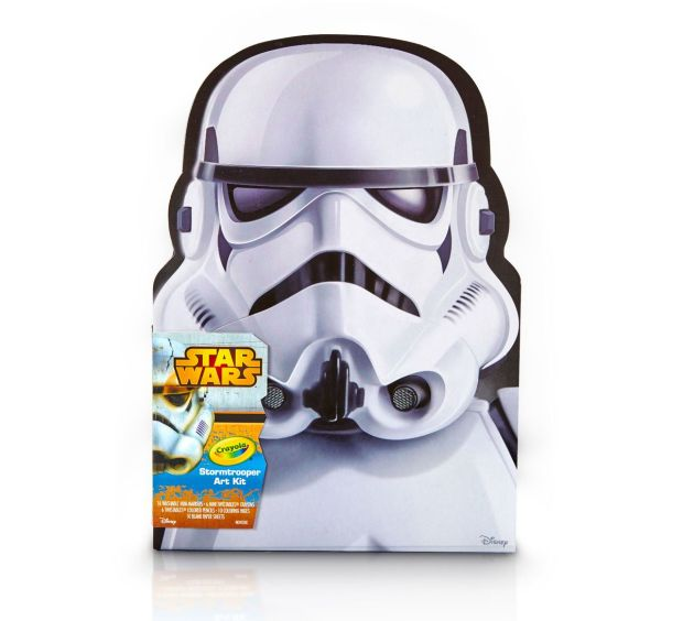 Storm Trooper art kit